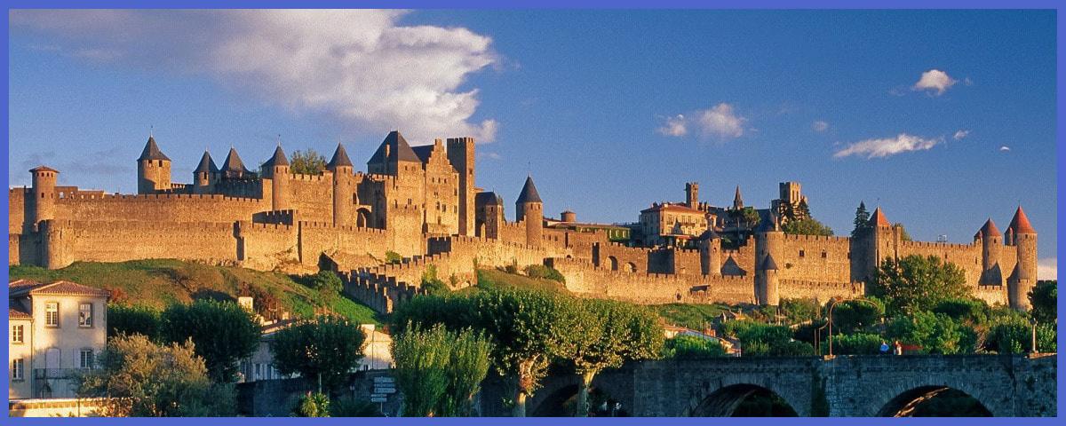 Carcassonne w