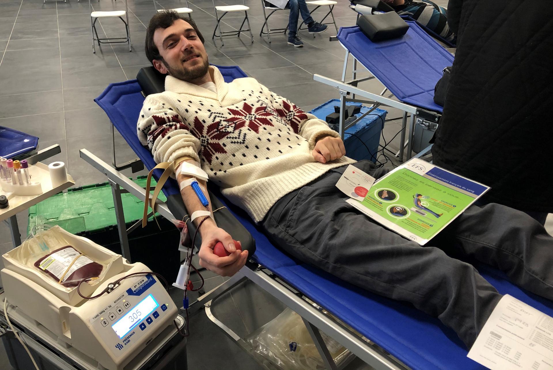 Collecte de sang montady du 18 11 2019 4