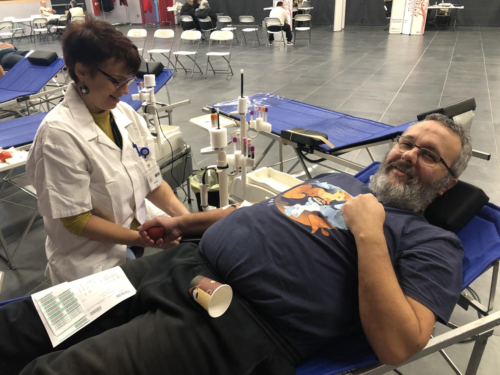 Collecte de sang montady du 18 11 2019 5