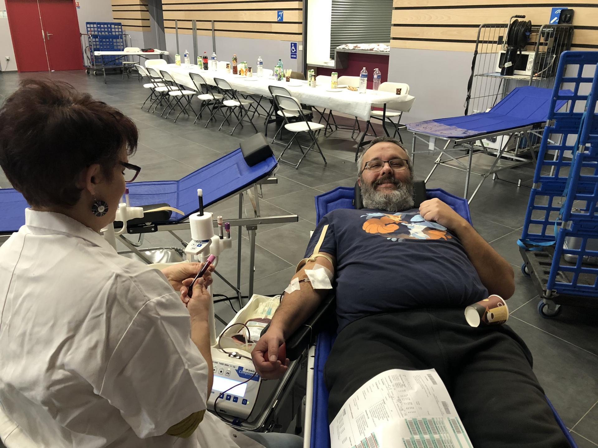 Collecte de sang montady du 18 11 2019 8