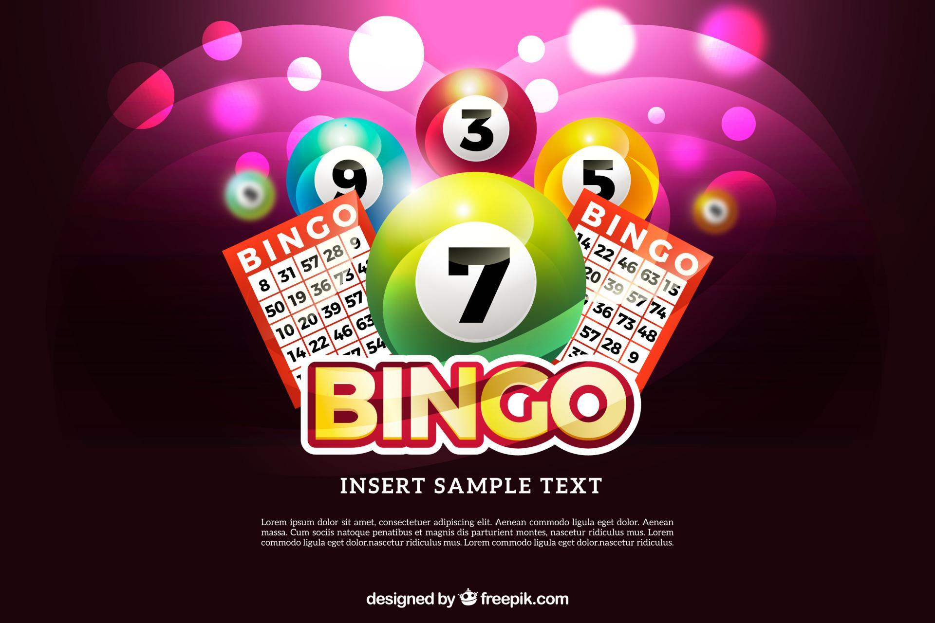 Dessin loto bingo 3