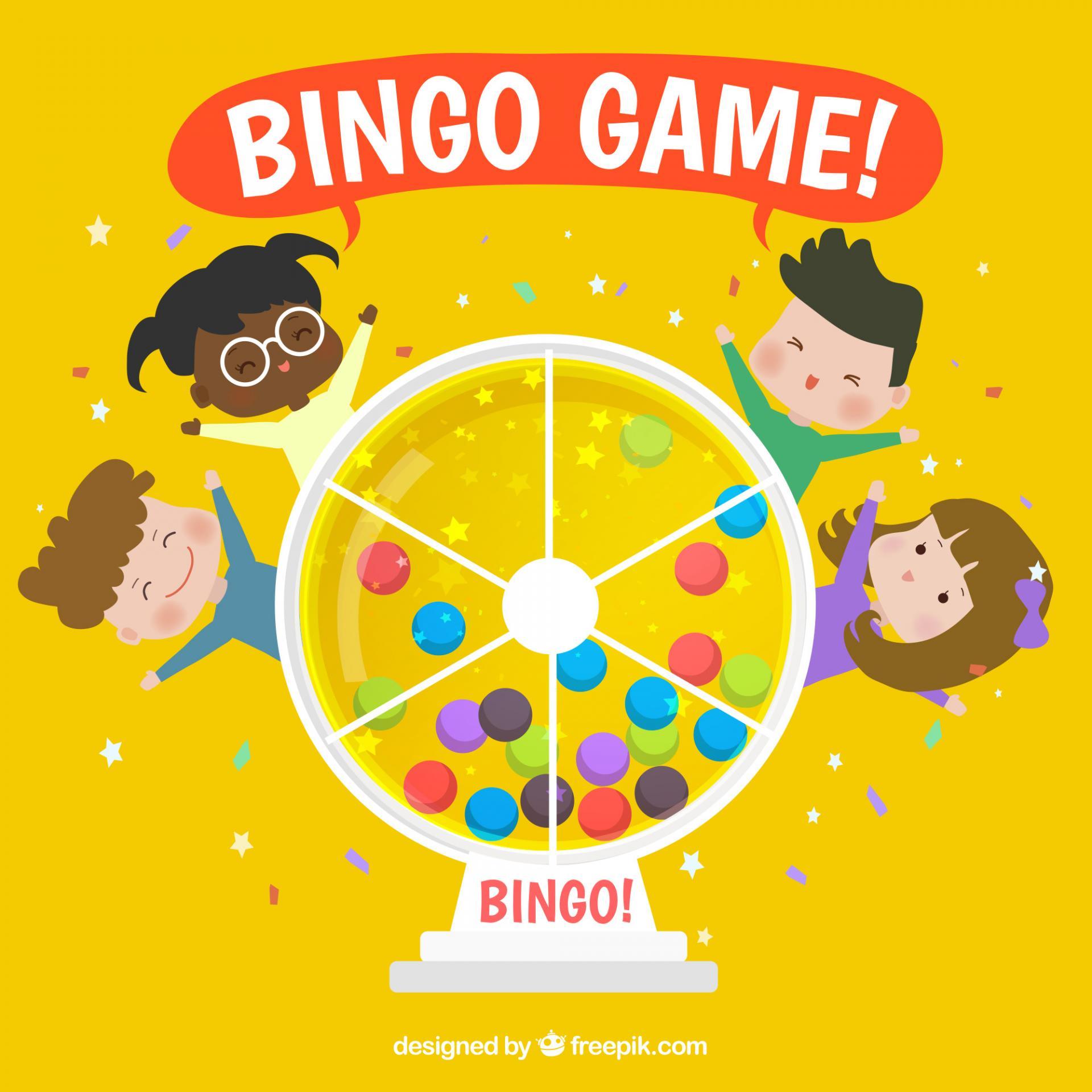 Dessin loto bingo 5
