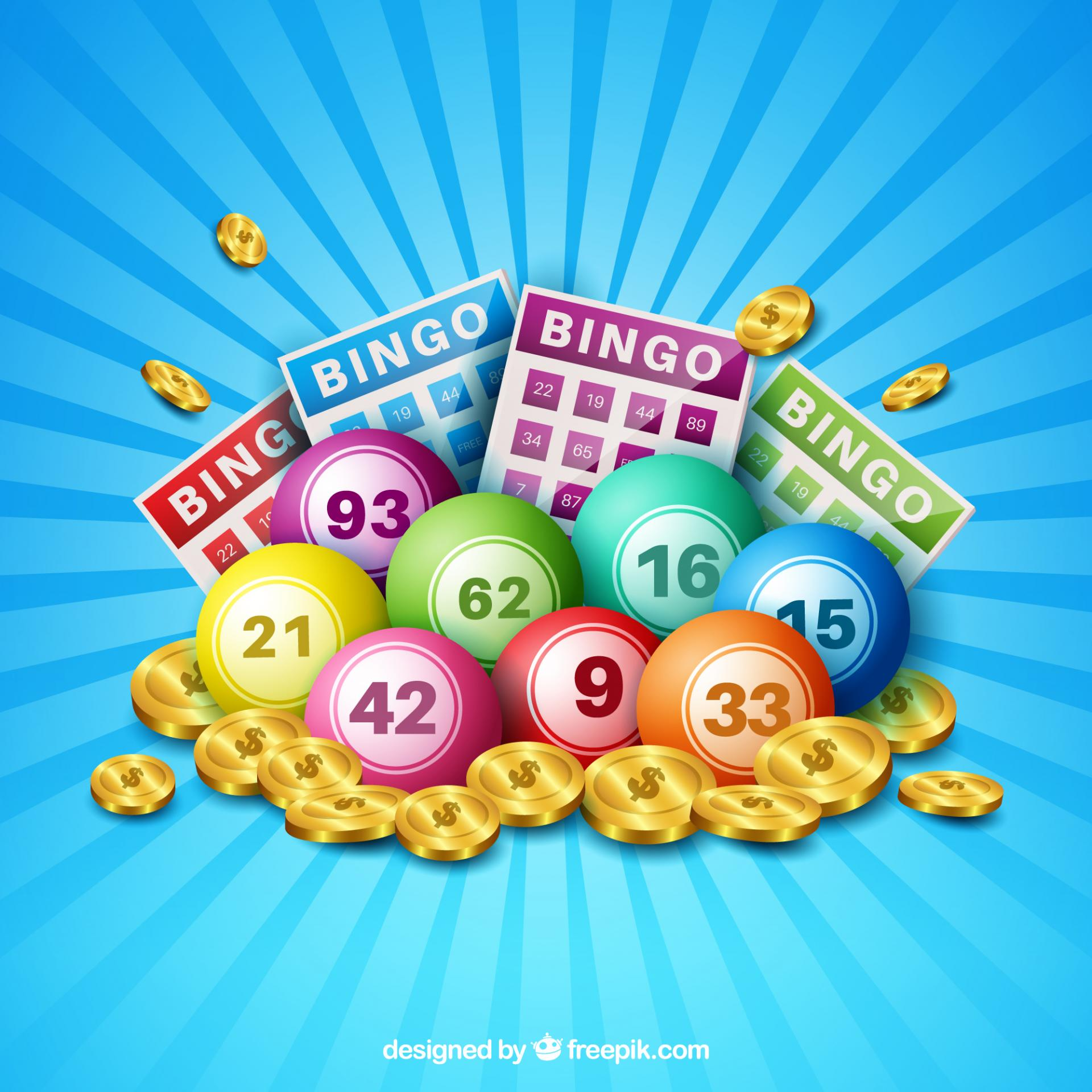 Dessin loto bingo 6